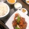 【グルメ】黒酢豚定食を新宿で食べてみた😆✨