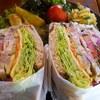 北海道 石狩市 わがまま農園カフェ / サンドイッチの断面に魅せられて