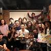 不敵な楽団、川崎でライヴでした。