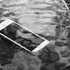 携帯電話水没