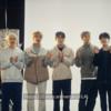 BTS(방탄소년단)FILA 110周年記念メッセージ