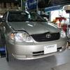 トヨタ ZNE124 カローラ ATF圧送式交換 NUTEC NC-65