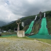 長野県白馬村 白馬ジャンプ競技場