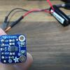 DRV2605Lのサンプルコードを動作させる