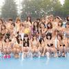 ビジュアルクイーン撮影会 2019 参加アイドルの画像 今年も濡れる姿がセクシー