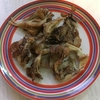 簡単!!男のベジ飯4「舞茸のカリカリ揚げ焼き」
