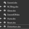 【SD】ユーザーパッケージで効率化