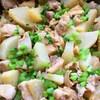鶏肉と大根の白味噌煮