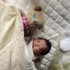 新生児との暮らし。