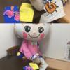 「朝いっちゃん」もコロナウイルス対策で手作りマスク、、、そのマスクは(*゚д゚*)!