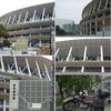 2020 TOKYO オリlンピック チョイト偵察に 開会式・間に合うのかなぁ 外れたけどね ^^!