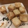 カリカリ焼肉豆腐