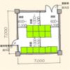 建築士  電気室 設備計画