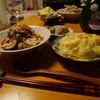 2017年4月14日(金)夕食