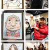 JAPAN GRAND PRIX 2019- 豊中市立文化芸術センターでライブ似顔絵!