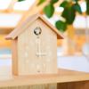 【無印良品】プレゼントにオススメ!180台限定職人が作る鳩時計が販売中!