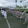 7/19(日)U9U8練習試合