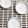 【無印良品週間】シンプルな白い浅鉢(白磁)が仲間入りしました!