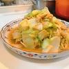 常備菜【1食60円】白菜と油揚げの糖質オフ煮レシピ~半玉が一皿に凝縮~