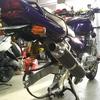 XJR1300 (サーキット準備)