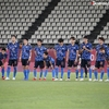 サッカー男子準々決勝 日本代表 対 ニュージーランド代表 試合後の選手平均採点:
