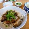 角煮牛タン丼