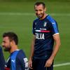 キエッリーニ、右ふくらはぎを痛めイタリア代表を離脱