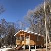 【八ヶ岳南麓】小さな小屋が完成しました!
