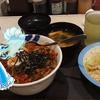 ユニクロと恒例の復活ピビン丼。(木曜日、曇り)