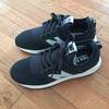 素足で履けるスニーカー。運動靴のアップデート