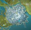 【原神】ドラゴンスパインへ旅立ち 探索度100%へ