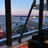 ストックホルム アーランダ空港ターミナル5 スカンジナビア航空ラウンジ