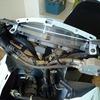 CLICK 125iのハンドルカバー外してメーターをチェック