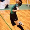 2017 秋季北信越大学バレー 白岩蘭奈選手