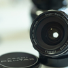 広角レンズ買いました〜Super-Multi-Coared Takumar 28mm f3.5