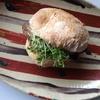高加水パン ~ チャパタ そして「ぶりサンド」
