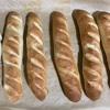 ヴィエノバ(ウィーン風フランスパン)のミルクフランス