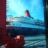 【にっぽん丸 2015】熊本港到着、にっぽん丸の船内へ[1日目-3]