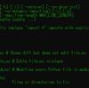 removestar: Pythonでワイルドカードインポートを明示的インポートに自動で置換