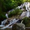 白蛇の滝 山形県村山市