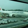 搭乗記 JAL シンガポール⇒成田 JL712 B772 ビジネス