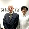 Sitecore Vice President Mark氏とラウンドテーブルが開催されました。