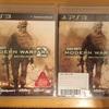 PS3「CALL OF DUTY: MODERN WARFARE 2」を再び買いました