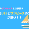 【USJ】ボンちゃんとの共闘が実現!?ワンピース・プレミアショーが今年も熱い!!