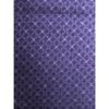 着物生地(384)斜め格子模様織り出し紬