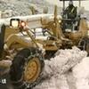 天草市の国道で除雪作業 (熊本県)