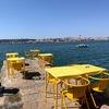 【リスボン】テージョ川対岸の絶景レストラン〜Ponto Final, Almada