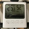 【機材#006】タニタ温湿度計TT580-WH 〜 1時間毎の平均値がグラフで判る温湿度計の続報です。