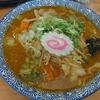 「達」の野菜ラーメン (^-^)