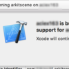 【XCode9.2版】Preparing debugger support for iPhone の対処方法